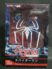 "Max Factory FIGMA 199 Amazing Spider Man ""Spider Man"" action figure"