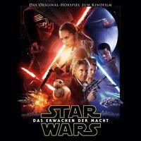 STAR WARS - STAR WARS: DAS ERWACHEN DER MACHT (FILMHÖRSPIEL)   CD NEU