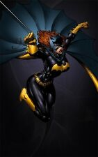 Sexy Batgirl Magnet # 16