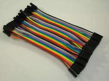 40 Dupont Prototype Cable Female/Female Hembra/Hembra 100mm Arduino