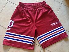 Pantaloncini Short Basket Livorno 3XL Nba Lega Amaranto Reebok Mabo Bini  Viaggi 6201358c88fa
