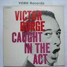 VICTOR BORGE - Caught In The Act - Excellent Condition LP Record CBS 32502