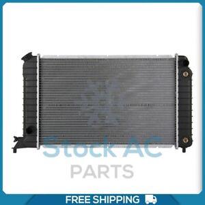 NEW Radiator for Chevrolet LUV, S10 / GMC Sonoma / Isuzu Hombre..