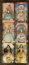 New Rapunzel Little Bo Peep Cinderella Sleeping Beauty Snow White Belle 6 Dolls