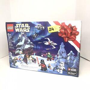 Brand New Lego Star Wars Advent Calendar 2020 Christmas Darth Vader sealed 75279