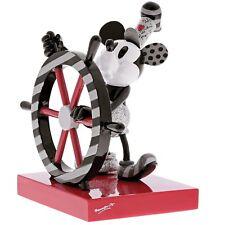 Disney Britto 4059576 Steamboat Willie Mickey Figurine