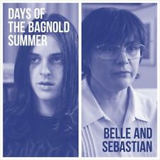 Belle and Sebastian Days of The Bagnold Summer CD Europe Matador 2019 13 Track