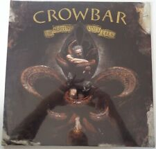 CrowbarThe Serpent only LiesGOLDEN VINYL LP + CD ! 200 MADE ! SEALED (9)