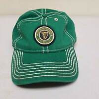 GUINNESS 1759 Dublin Ireland Trademark BEER ADVERTISING Black Adjustable HAT CAP