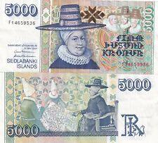 More details for iceland,2001.5000 kronur .unc,,(ref 1)