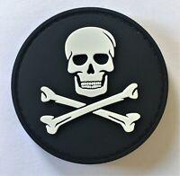 PVC Navy Trusty Shellback Skull & Crossbones (Sailor Carrier Cross The Line) 751
