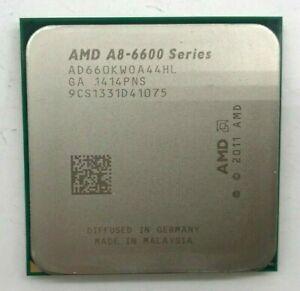 AMD A8-Series A8-6600K AD660KWOA44HL - Quad Core - 3,90GHz - Sockel FM2 #710