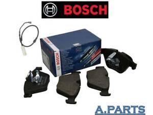 Bosch Plaquettes de Frein avec Wk Complet Essieu Avant BMW 5ER F10/F11 Neuf