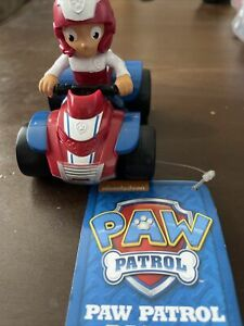 Paw Patrol Racers  Hover ATV  4 Wheeler Vehicle Nickelodeon New With Tag