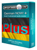 Learn to Speak German Fluently Complete Language Training Course Level 3