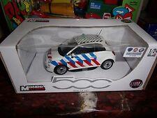 Fiat 500 Carabinieri , Mondo Motors 1:24 NEUF EN BOITE