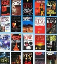 Stephen King Ultimate Ebook Collection 120+books different formats