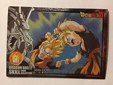 Dragon Ball Z Skill Card Collection N67