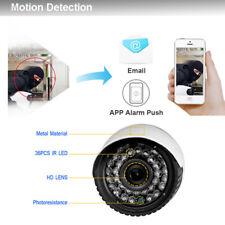 Outdoor Night Vision Wireless WIFI IP Camera 720P Onvif Security IR Waterproof