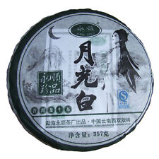Moonlight White Tea Pu'er Puerh Pu-erh Beauty Tea Cake 357g free shipping