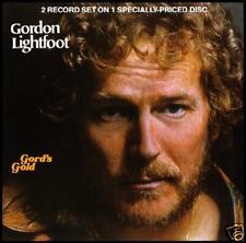 GORDON LIGHTFOOT - GORD'S GOLD : GREATEST HITS CD ~ 70's COUNTRY / FOLK *NEW*