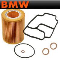 BMW Oil Filter Kit & Housing Stand Gaskets  MANN & REINZ Germany E39/E46 ++ M54