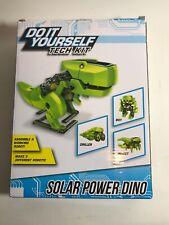 4 In 1 Solar Dinobot Educational Model Building Kits Diy