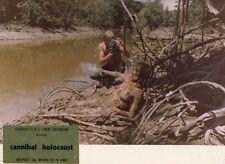 RUGGERO DEODATO CANNIBAL HOLOCAUST 1980 VINTAGE PHOTO ORIGINAL #9
