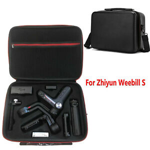 Travel Carrying Case Storage Bag for Zhiyun Weebill S Handheld Gimbal Stabilizer