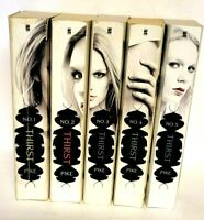 THIRST Christopher Pike Full Complete Set 1 2 3 4 5 Softcover Books Teen Vampire