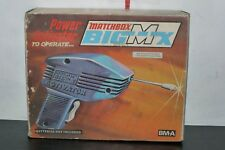 VINTAGE 1972 Matchbox BIG MX Power Activator BOXED NOT WORKING