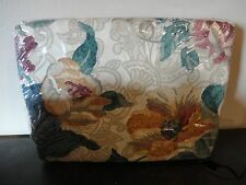Sheffield Cotton Rich Floral Print 3 Piece Twin Sheet Set New
