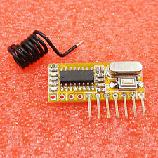Rxc6 433Mhz Superheterodyne Wireless Receiver Pt2262 Code Steady for Avr/Arduino
