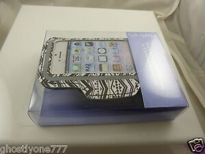 black and white design sporty armband for iphone 4, 5, 5c