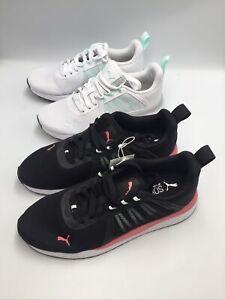 New Puma Ladies' Pacer Net Cage Shoes - BLACK Choose Size