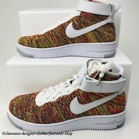 NIKE AIR FORCE 1 ULTRA FLYKNIT MID Trainers Casual New mens UK 6 EU 40 RRP £150