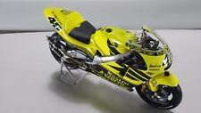 Valentino Rossi. Honda NSR500. Pre-season testbike 2001. Minichamps 1/12.