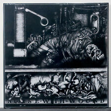 NURSE WITH WOUND 'To The Quiet Men From A Tiny Girl' Ltd Edition YELLOW Vinyl LP