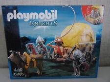 Playmobil 6005 Chevaliers et Charrette Piégée