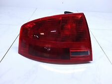 2006 AUDI A4 B7 REAR TAIL LIGHT MODULE OUTER--BULBS INCLUDED