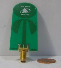 Pulson Broadspec Uwb Antenna . Sma Time Domain:2012 Cm.308 300-00550