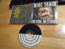 RARE PROMO OOP Wire Train CD No Soul No Strain GARY T'TO BAND Motvind Dramarama