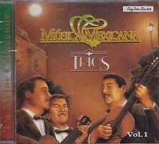 Los Panchos Trios Mexicanos Vol 1 New Nuevo Sealed