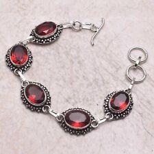 17 Gms Ab 66801 Garnet Ethnic Handmade Bracelet Jewelry