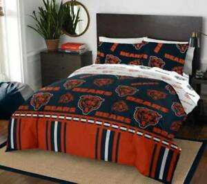 Chicago Bears Rotary Full Bed in a Bag Set