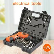 4.2V Cordless Charging Electric Screwdriver Strong Torque Mini Hand Drill Tool