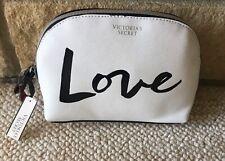 "Victoria's Secret Cosmetic Bag ""Love"" *New w/Tags*"