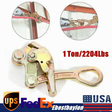 High Quality Cable Wire Rope Haven Grip Pulling Puller Alloy Steel 1ton2204lbs