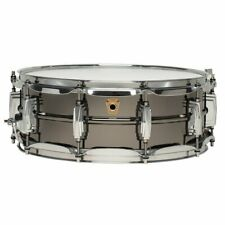 Ludwig 14x5 Black Beauty Supraphonic Snare Drum