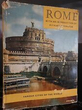 Rome PAUL HAMLYN SPRING BOOKS 1963 ARTBOOK by PN